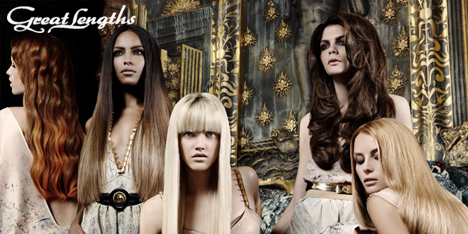 hair extensions salon in Peterborough