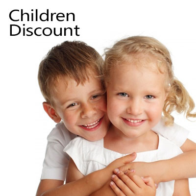 Discounts for Children
