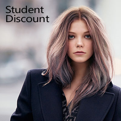 Salon Student Discounts