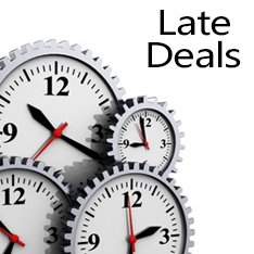 Salon Late Deals