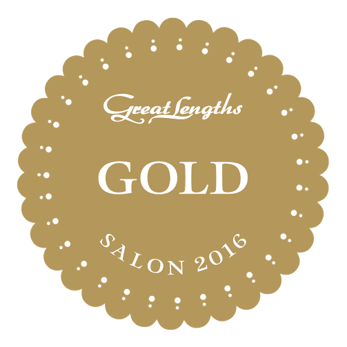 We Are Now a Gold Star Awarded Great Lengths Salon!