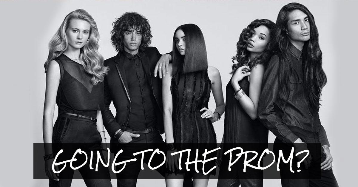 prom hair salon Peterborough