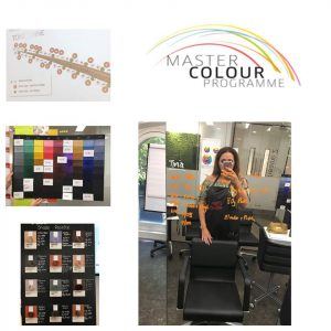 education at Melanie Richards hair Boutique salon
