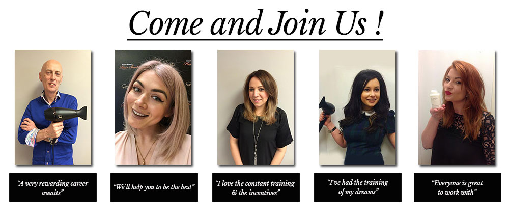 come-and-join-us-Melanie Richard's Hair Salon