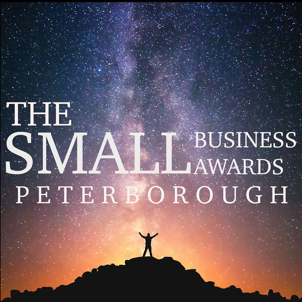 Vote for Us in The Small Business Awards Peterborough