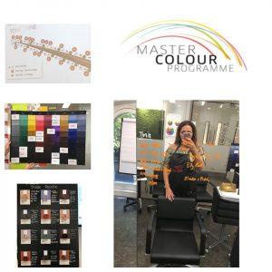 education at Melanie Richards hair Boutique salon