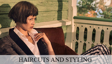 Haircuts and Styling