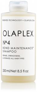 olaplex no 4 at melanie richards hair salon peterborough