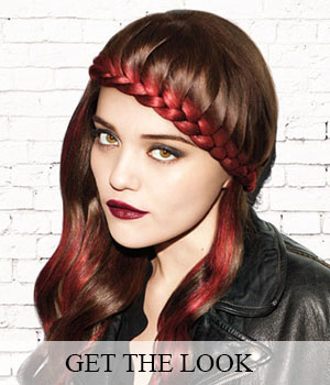 Get The Look – Creative & Fun Hairstyles at Melanie Richard's