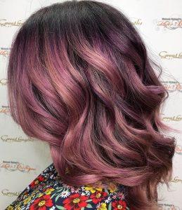 hair colour services in atop peterborough hair salon melanie Richard's