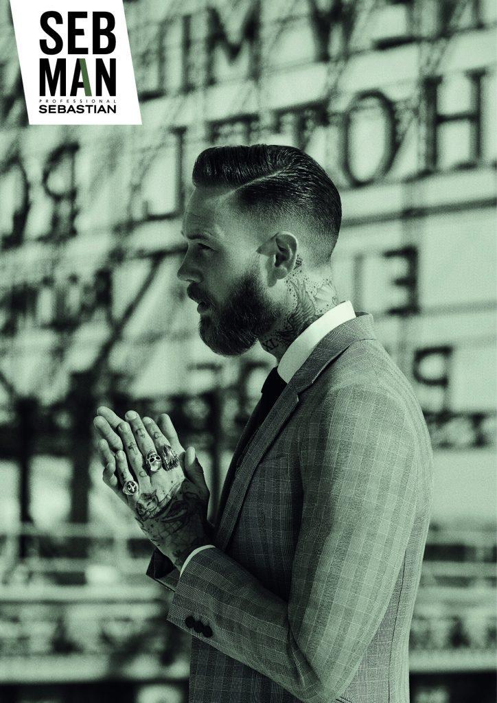 men's hair cuts and styles at melanie richard's hair salon in Peterborough