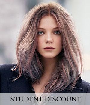 student discount at Melanie Richards' Hair Salon, Peterborough