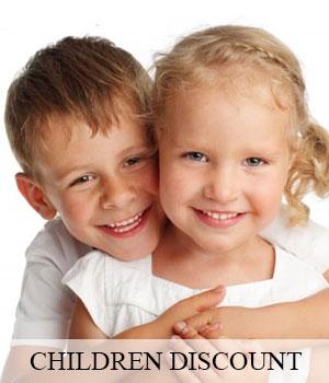 Discounts for Children