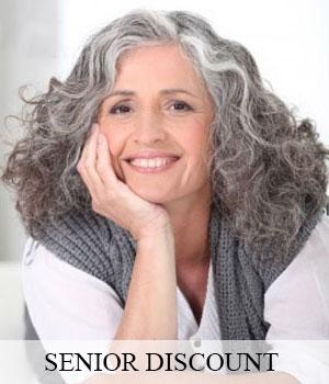 Over 65s – Seniors Discount