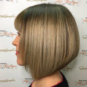 spring 2019 hair trends at melanie richards hair salon in peterborough