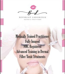 your aesthetic treatments at Melanie Richards beauty salon in Peterborough