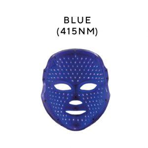 blue mask Melanie Richard's Beauty Salon in Peterborough - LED Treatments with Unique LED Masks