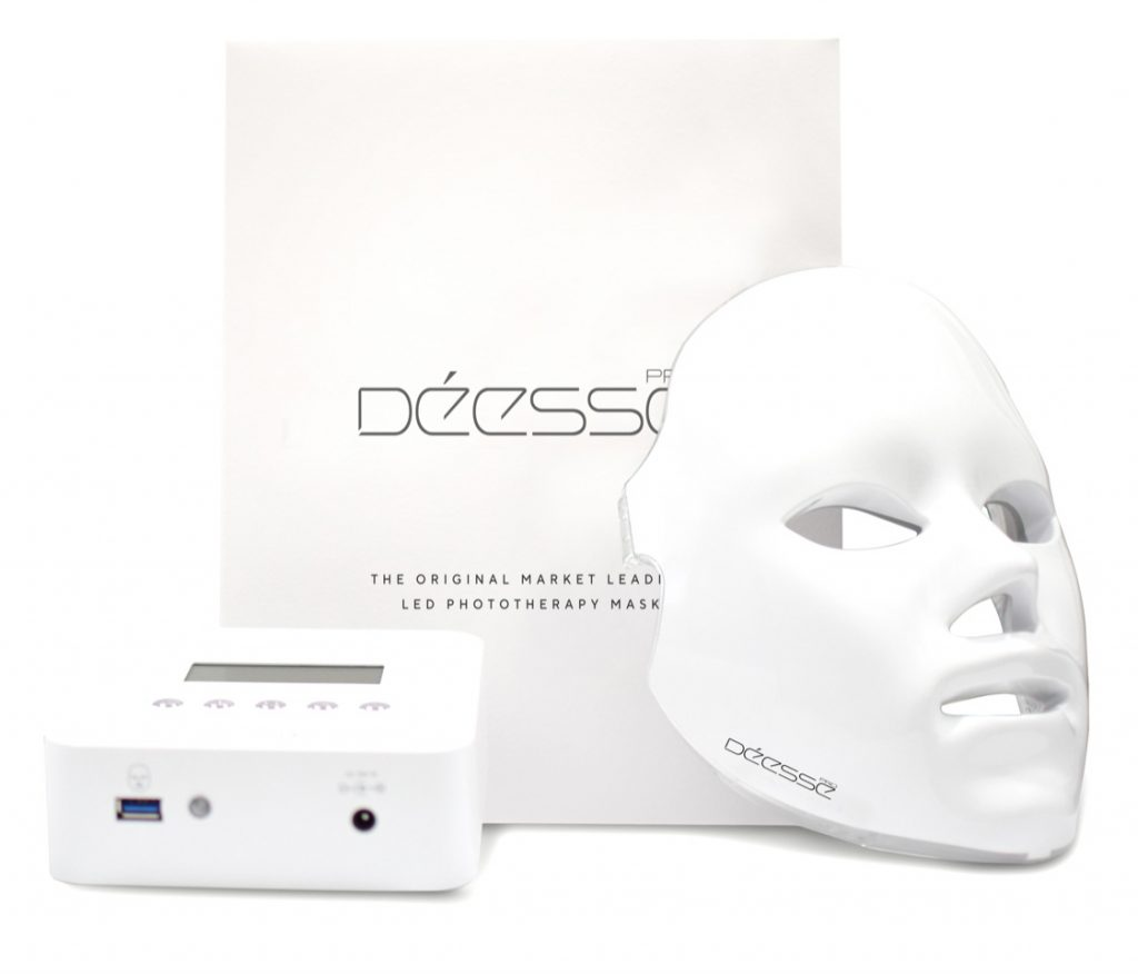 desse pro led masks at melanie richards hair and beauty salon peterborough