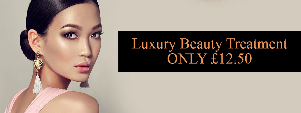 Luxury Beauty Treatment ONLY £12.50 at melanie richards hair and beauty salon in peterborough