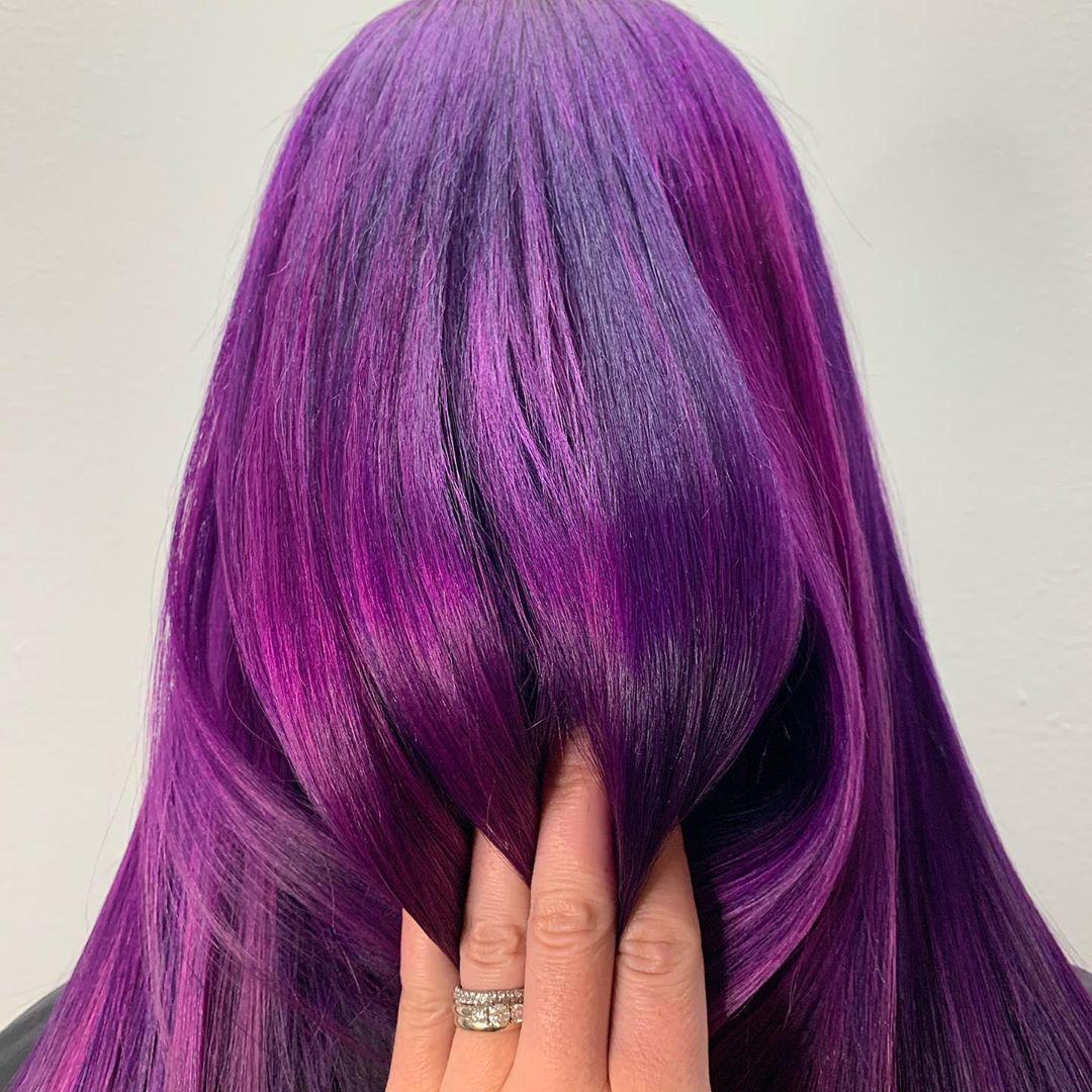 Spring Hair Colours