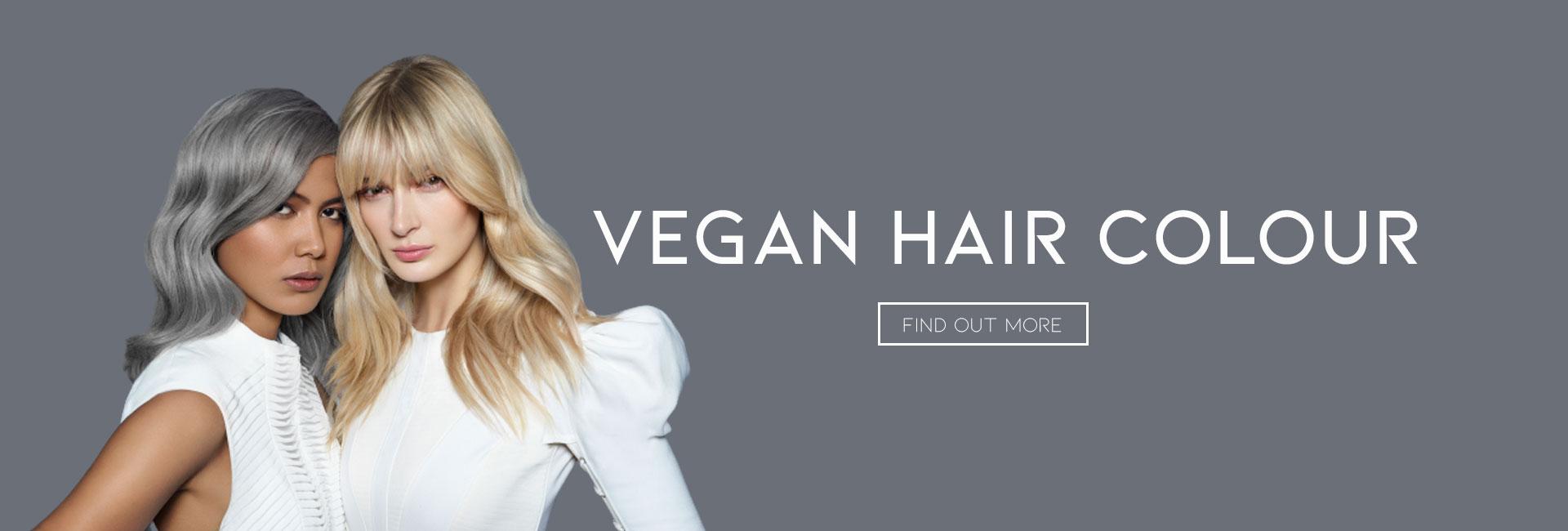 VEGAN HAIR COLOUR at melani richards hair and beauty salon in peterborough