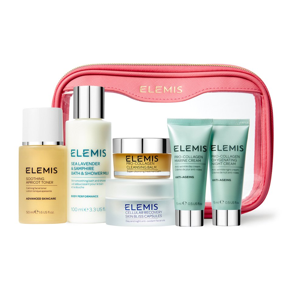 elemis christmas 2020 gift packs at melanie richards hair and beauty salon in peterborough