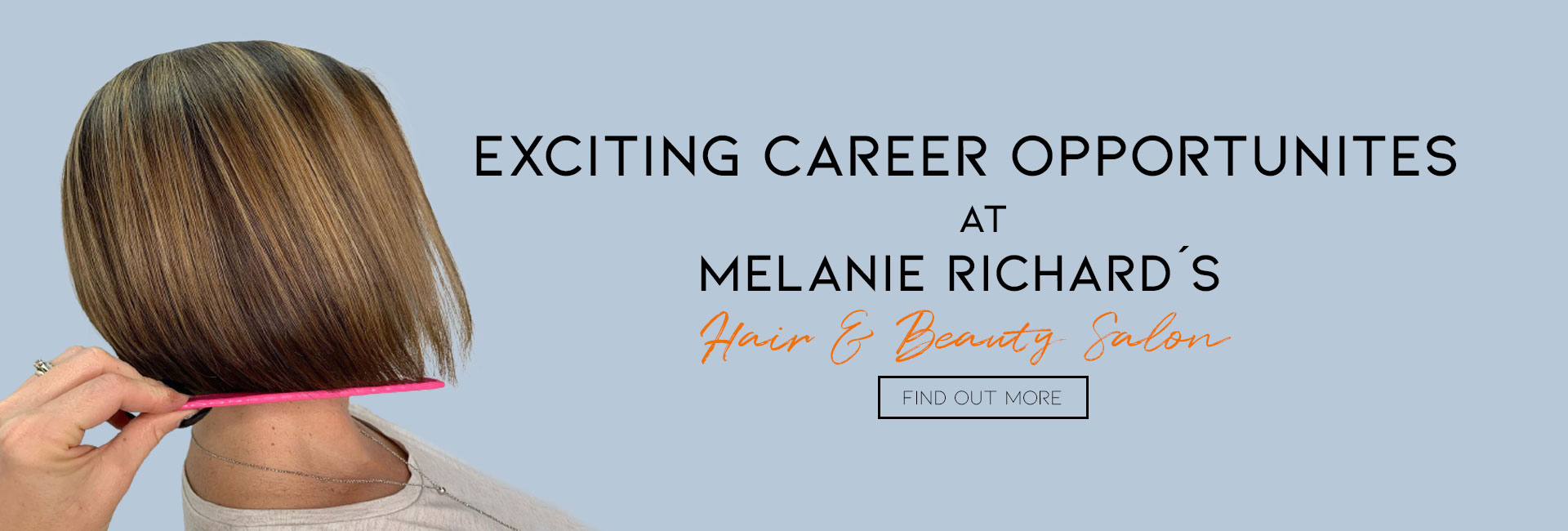 Hair Stylist Jobs In Peterborough At Melanie Richard's Hair & Beauty Salon