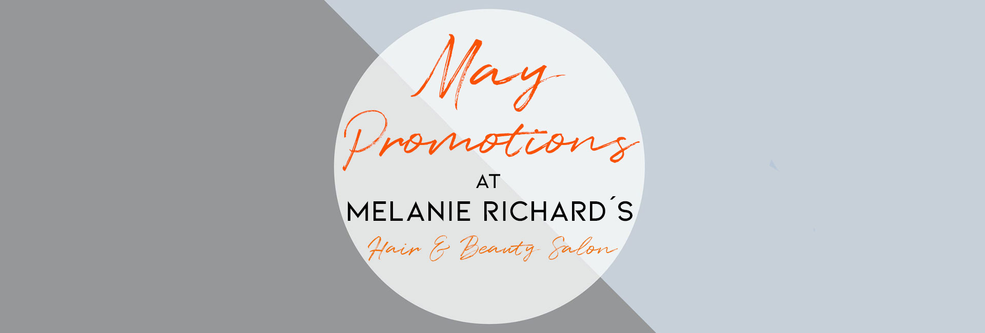 Beauty Promotions & Deals In Peterborough At Melanie Richard's Hair & Beauty Salon