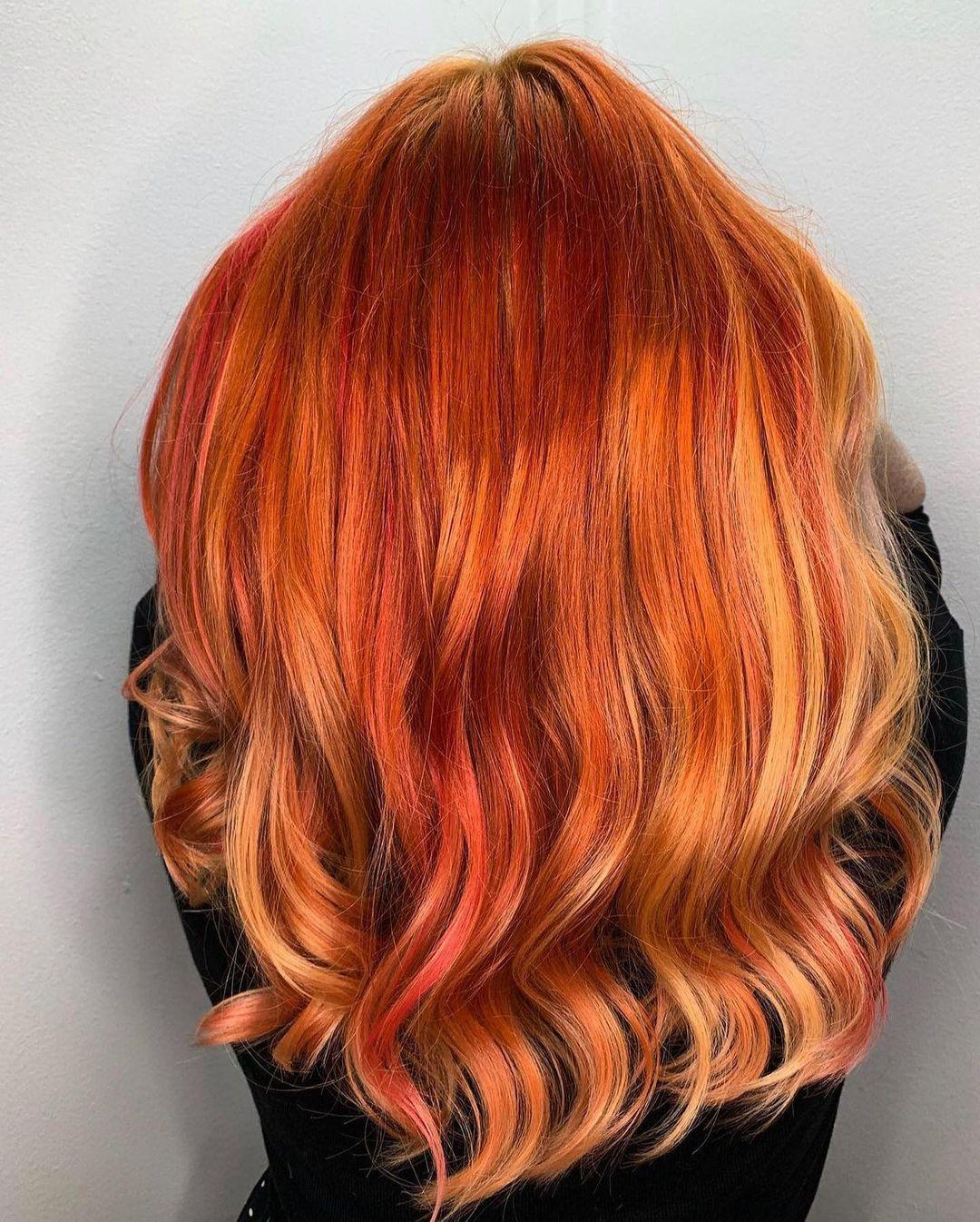Top Festival Hair Colour Trends