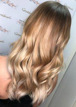 EXPERT HAIR COLOURING AT MELANIE RICHARD'S HAIR & TANNING SALON IN PETERBOROUGH