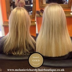 Hair Extensions Before and After 5