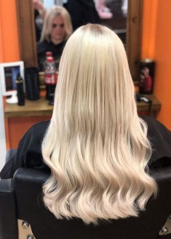 Human Hair Extensions  at Melanie Richard's Hair Boutique Salon in Peterborough