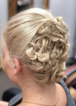 PROM HAIR IDEAS AND TRENDS 2019 AT MELANIE RICHARD'S HAIR BOUTIQUE & TANNING SALON, PETERBOROUGH