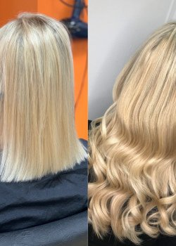 Great Lengths Hair Extensions At Melanie Richard's Hair Salon, Peterborough