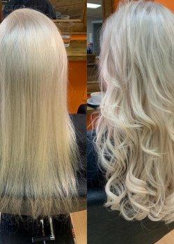 Great Lengths Hair Extensions At Melanie Richard's Hair Salon, Peterborough