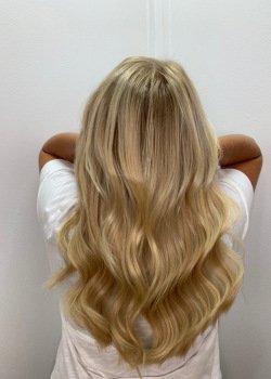 GREAT LENGTHS HAIR EXTENSIONS AT MELANIE RICHARD'S HAIR & BEAUTY