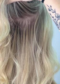 HUMAN HAIR EXTENSIONS AT MELANIE RICHARD'S HAIR SALON IN PETERBOROUGH