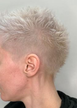 Short hair cuts and styles at Melanie Richard's Hair & Beauty Salon, Peterborough