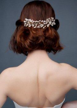 BRIDAL HAIRSTYLES AT MELANIE RICHARD'S HAIR & BEAUTY SALON, PETERBOROUGH